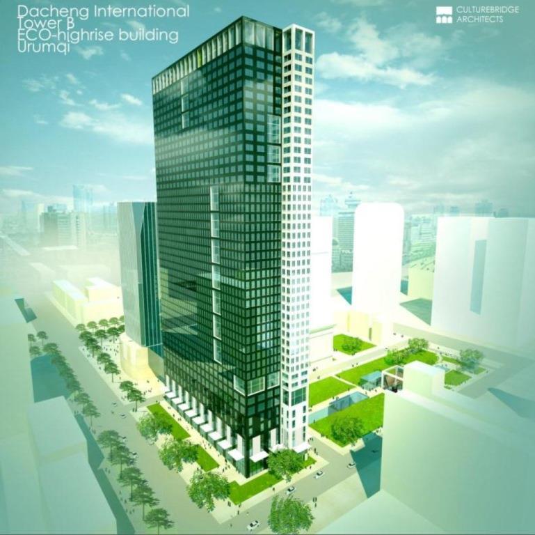 high rise building design pdf